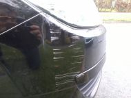 Astra Bumper crack repair in Leeds