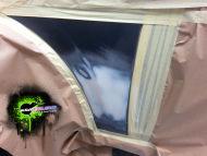 volvo wing dent repair