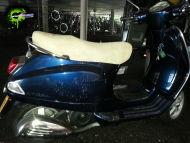 vespa motorbike fairing scuff repair Leeds