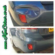 subaru plastic bumper repair
